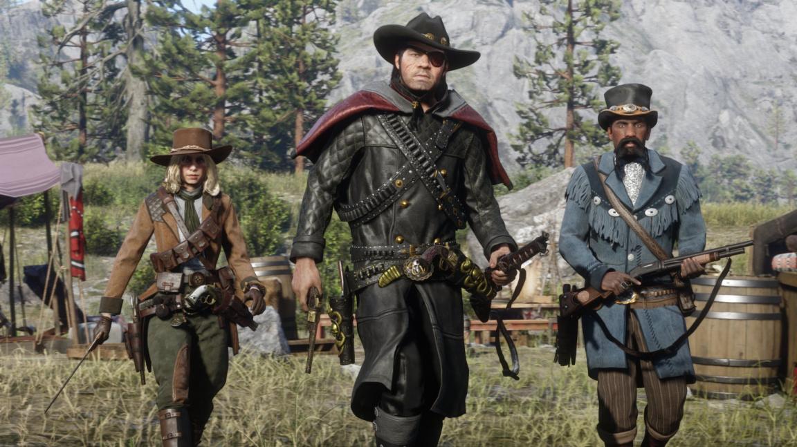 Red Dead Online bude od prosince samostatnou hrou