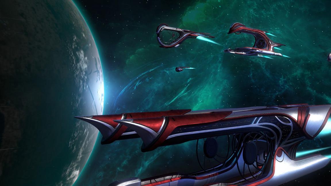 Endless Space 2 je dočasně zdarma, ve velké slevě a ještě dostane nové DLC