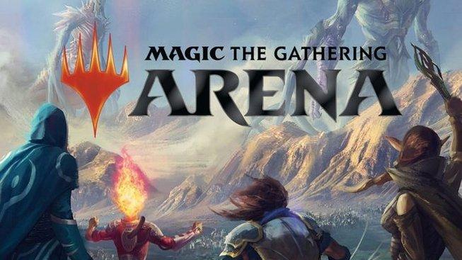 EGS Magi: The Gathering Arena