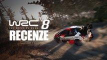 WRC 8 – recenze