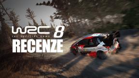 WRC8 RECENZE