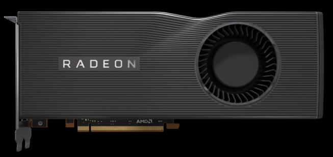 Radeon RX 5700XT cropped