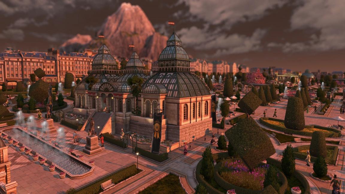 Co chybělo Anno 1800 k dokonalosti? Botanická zahrada a starší soundtracky