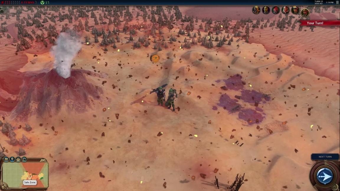 Novým módem Civilization VI je battle royale. Ne, není to předčasný apríl