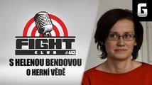 Sledujte Fight Club #443 s Helenou Bendovou