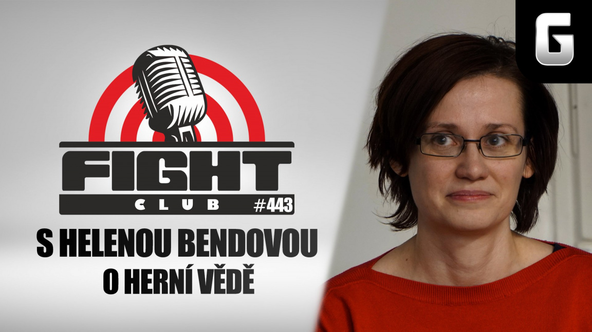 Sledujte Fight Club #443 s Helenou Bendovou