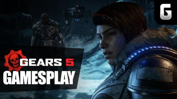 GamesPlay – hrajeme Gears 5 s Bětkou Trojanovou
