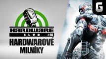 Hardware Club #40 o milnících v hardwarových požadavcích