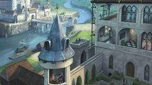 Staňte se architektem ve stolní hře Mezi dvěma zámky šíleného krále Ludvíka