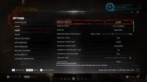 Gears 5 - settings
