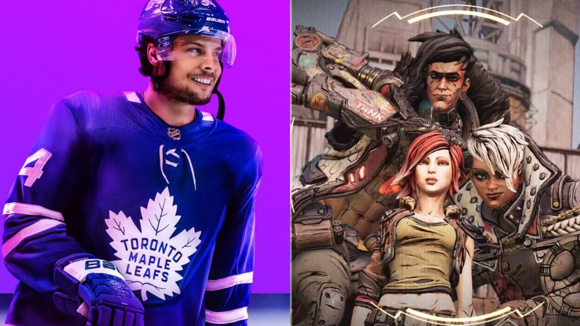 Zasvětíte víkend hokeji, nebo Claptrapovi? Vychází NHL 20 a Borderlands 3