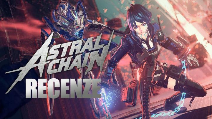 Astral Chain – recenze