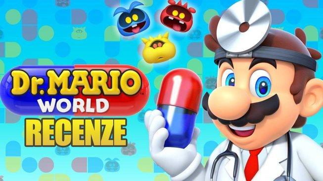 DR MARIO WORLD RECENZE