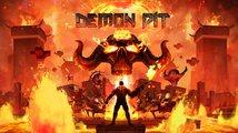 Vyzkoušejte Demon Pit – arénovou retro střílečku pomrkávající na Dooma a Quaka