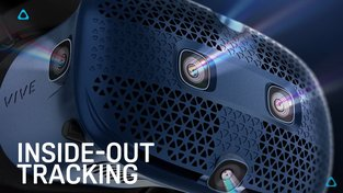 Kamery HTC Vive Cosmos