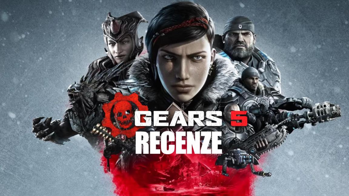 Gears 5 – recenze