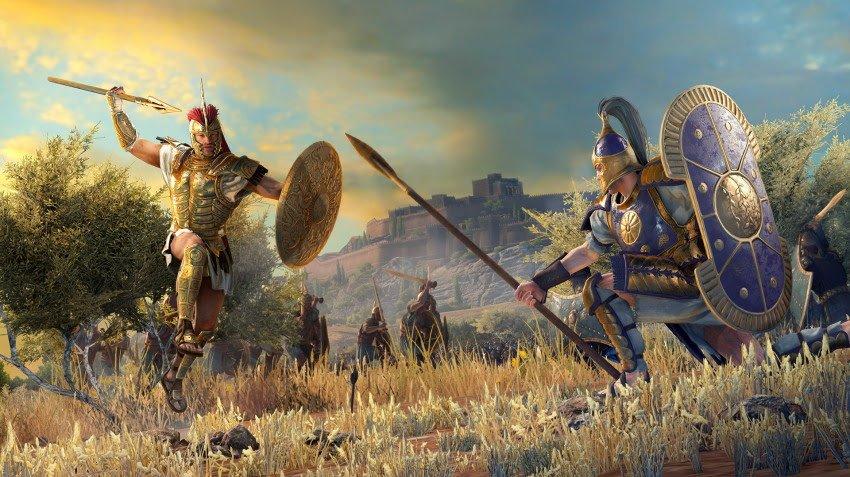 A Total War Saga: Troy – recenze