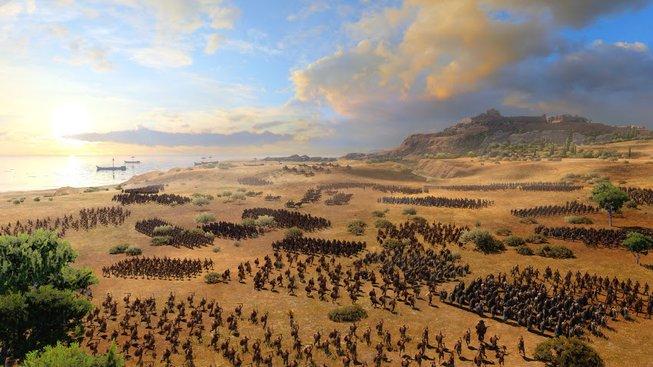 Total War: Troy zavádí více surovin a překopává ekonomický model série