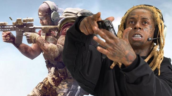 Lil Wayne vás zve do otevřené bety Ghost Recon Breakpoint