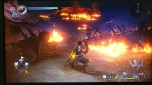 Nioh 2 TGS Demo in-game shots