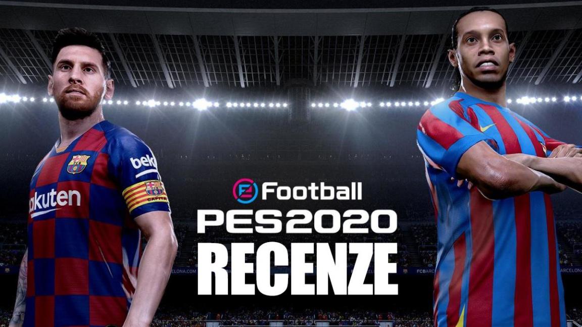 PES 2020 – recenze