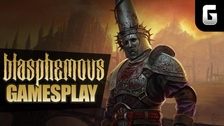 GamesPlay – hrajeme Blasphemous s panem Dortem