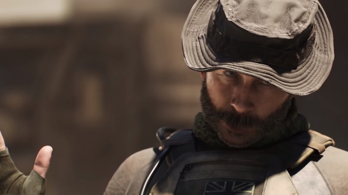 Na Call of Duty: Modern Warfare si na disku vyhraďte 175 GB místa