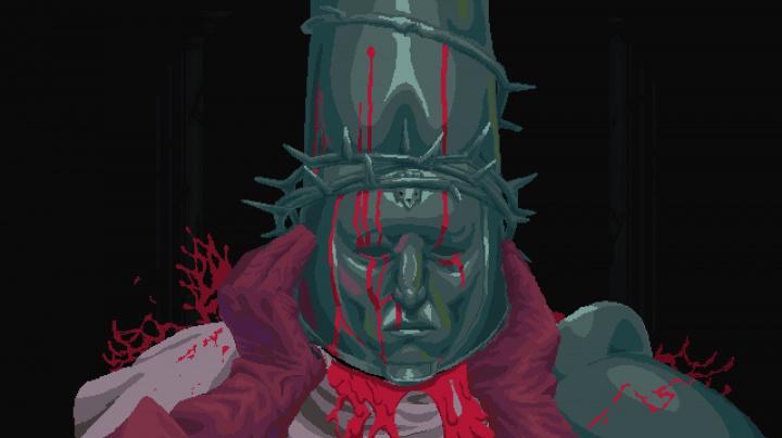 Krvavé a temné Blasphemous obdrží rozšíření zdarma