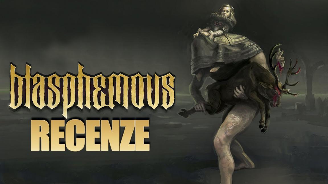 Blasphemous – recenze
