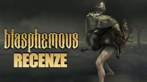 BLASPHEMOUS RECENZE