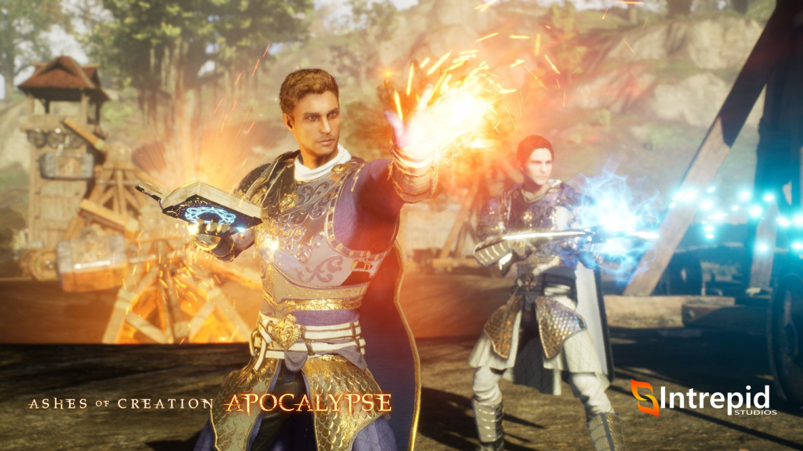 Monstróznímu MMORPG Ashes of Creation předchází battle royale Apocalypse