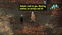 Death Trash je absurdní kyberpunkové RPG se svérázným humorem
