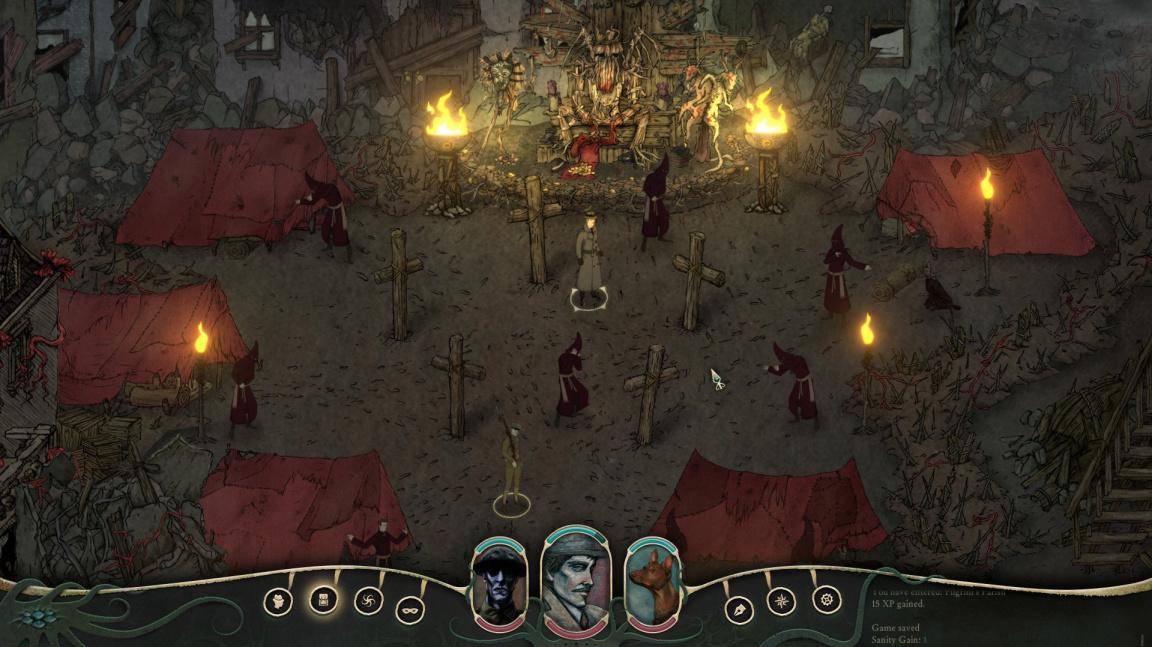 Vychází lovecraftovské RPG Stygian: Reign of the Old Ones