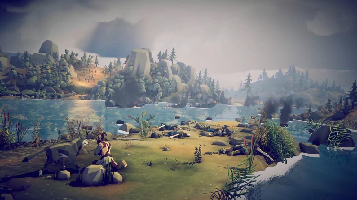 Survival Lost Viking: Kingdom of Women vypráví o Ragnaldovi a jeho vlčici
