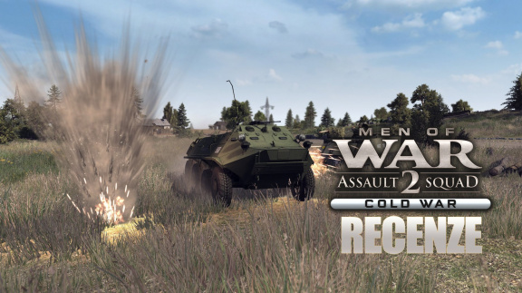 Men of War: Assault Squad 2 – Cold War – recenze
