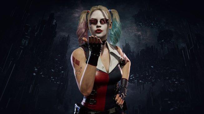Mortal Kombat 11 Harley Quinn