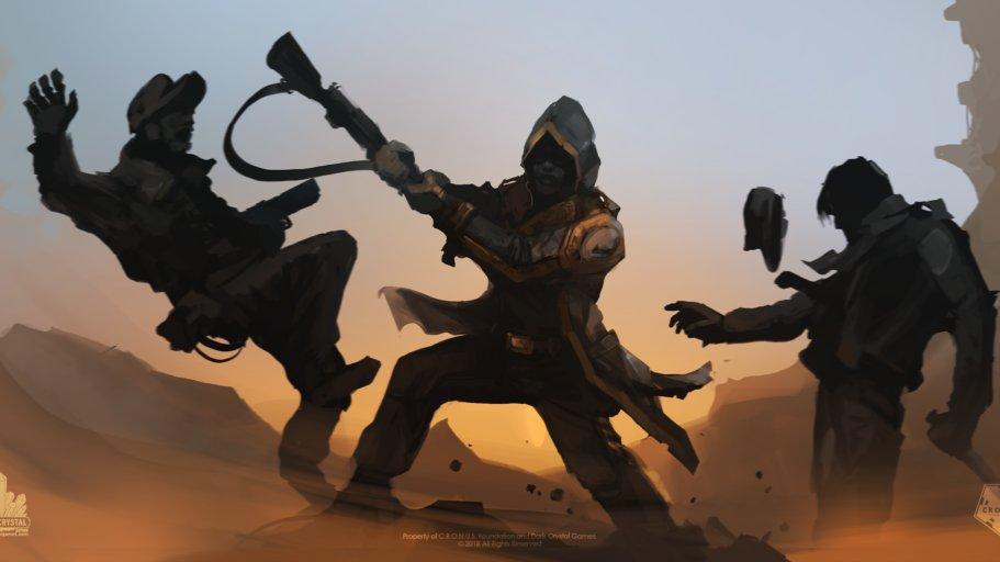 Tahové RPG Encased se hlásí k odkazu prvních Falloutů