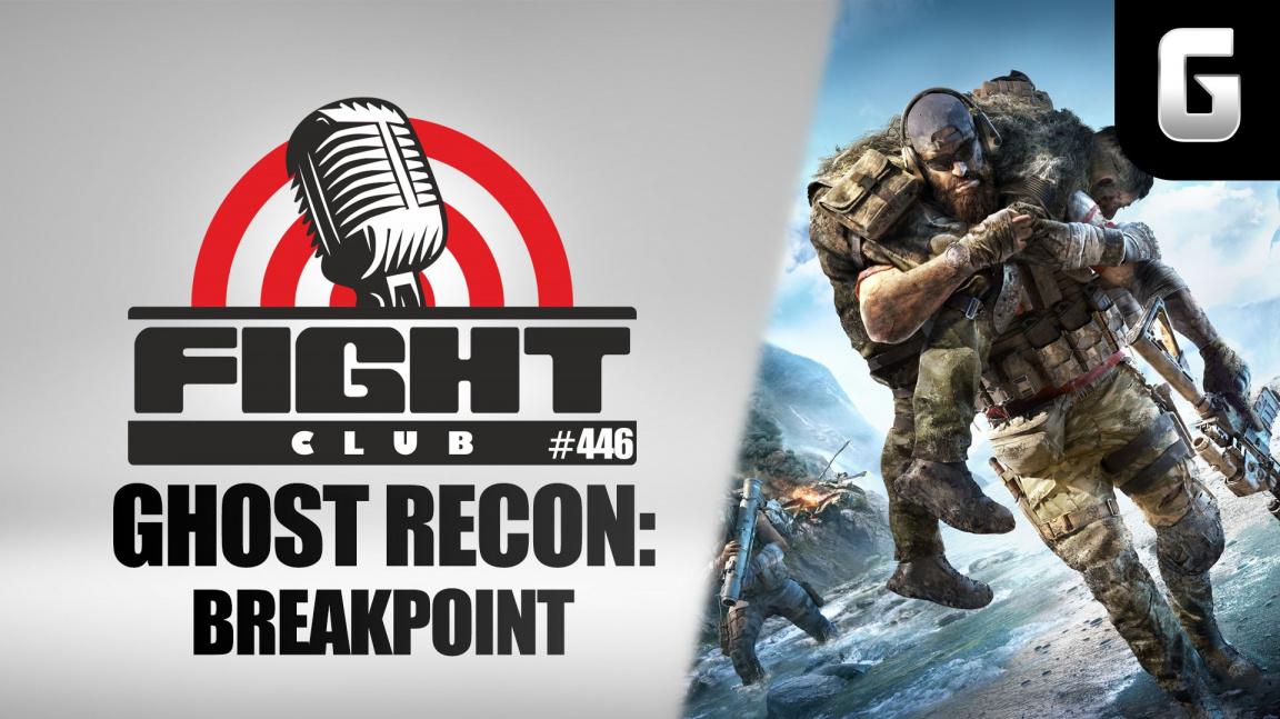 Sledujte Fight Club #446 o Breakpointu a velkých herních zklamáních