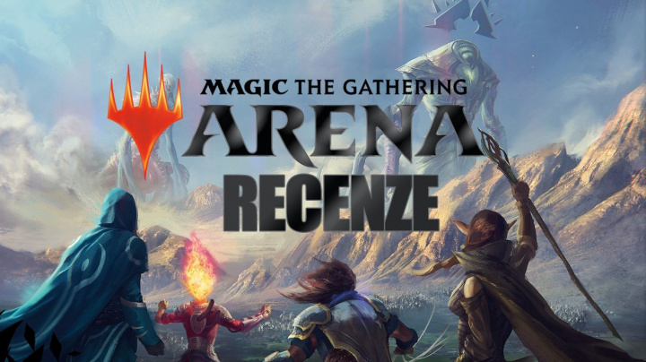 Magic: The Gathering Arena – recenze
