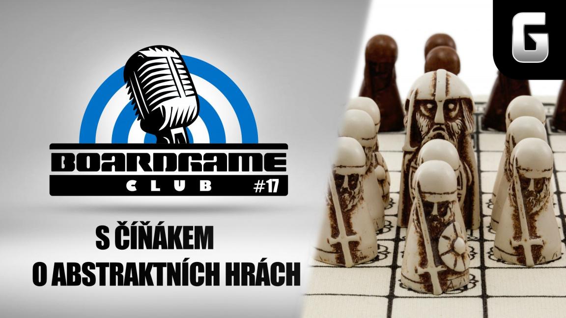 BoardGame Club #17: s Číňákem o čistě abstraktních hrách