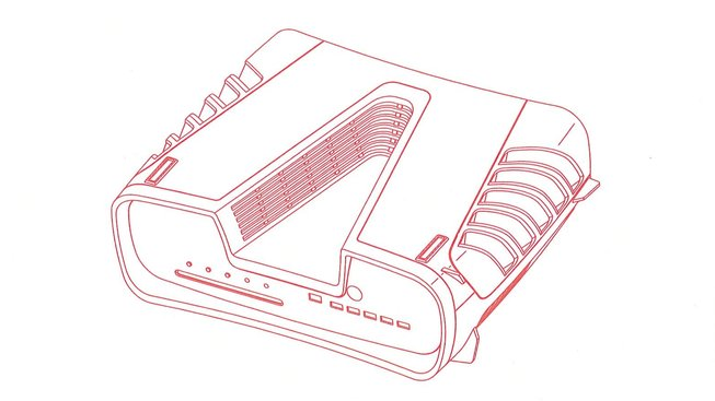 Údajný PS5 devkit