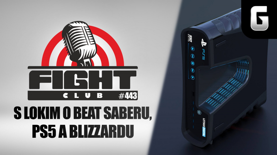 Sledujte Fight Club #446 s Lokim o Beat Saberu, PlayStationu 5 a Blizzardu