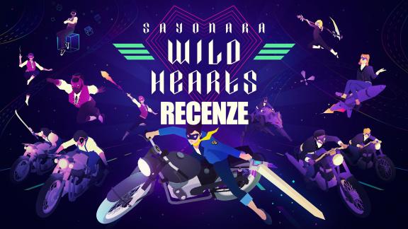 Sayonara Wild Hearts – recenze