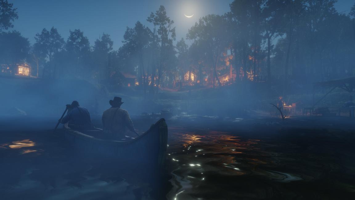 Právě vyšlo Red Dead Redemption II na PC