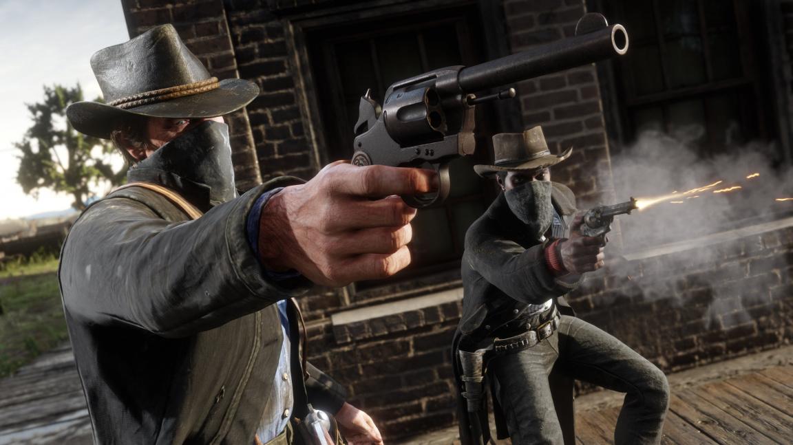 Trailerů pro Red Dead Redemption II není nikdy dost