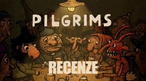 PILGRIMS RECENZE