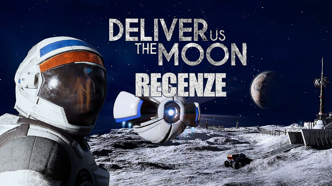 Deliver Us the Moon – recenze