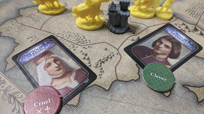 Crusader Kings: The Board Game