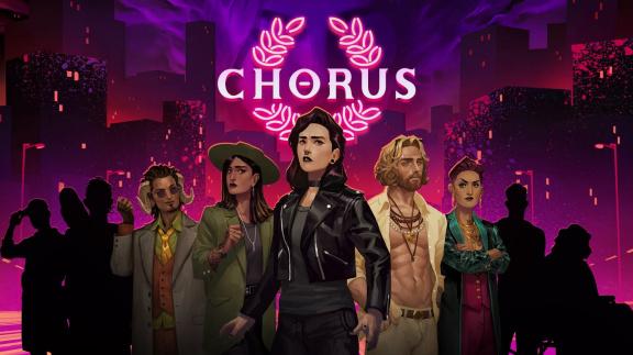 Chorus: An Adventure Musical