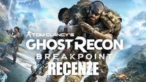 Tom Clancy´s Ghost Recon: Breakpoint - recenze